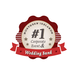 Grooverobbers Northern Ireland's Top Corporate Event and Wedding Band
